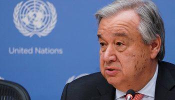 UN chief sees huge BRI potential